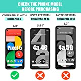 GESMA Case Compatible with Google Pixel 5, [1