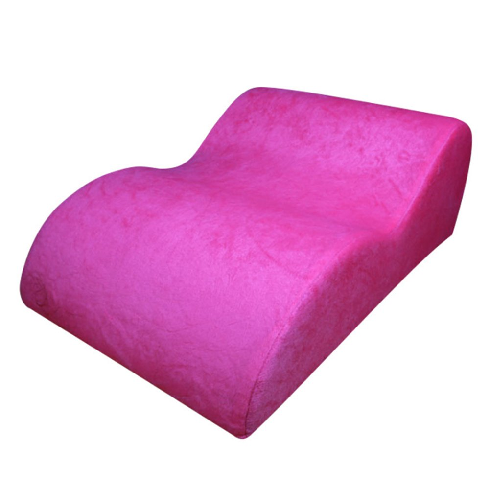 Memory Sponge Relax Sex Furniture Couple Soft Sofa Love Making Chair Yoga Ramp Bed S-shape by ThinkMax