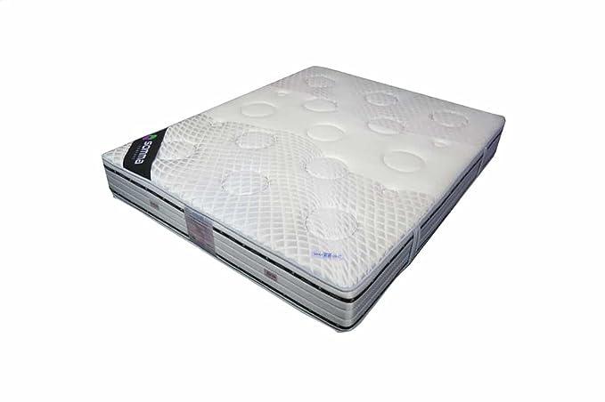 SOMMA CONFORT - Colchón watergel Clima Fresh Serie acua 80/190 Soft: Amazon.es: Hogar