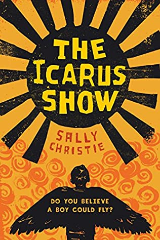book cover of The Icarus Show