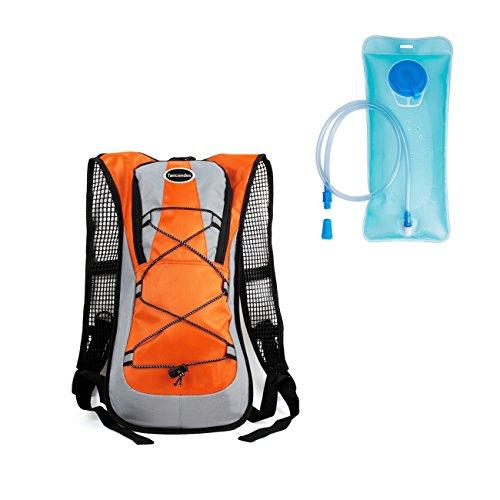 Tancendes Hydration Backpack Bladder Running