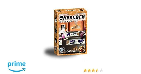 GDM Games- Sherlock: 13 rehenes, Color Naranja (GDM133): Vv.Aa, Vv ...
