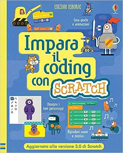 Impara il coding con Scratch.