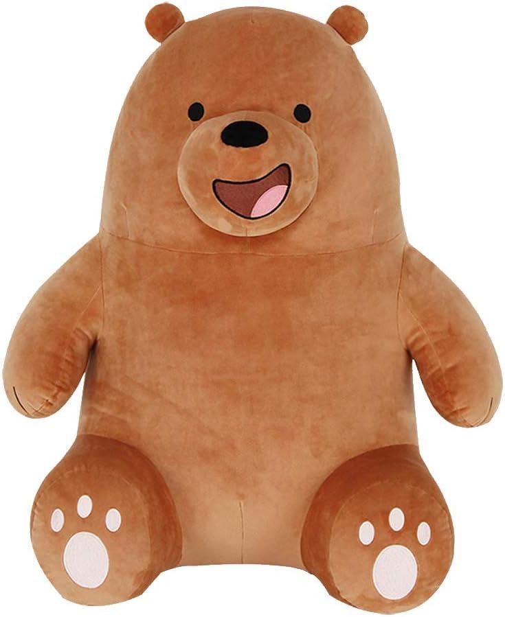 Comic The Three Bare Bears Plush Toy We Bare Bears Stuffed Soft Doll home Decor