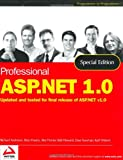 Professional ASP. NET 1. 0, Richard Anderson and Brian Francis, 0764543962