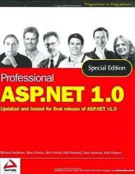 Professional ASP.NET 1.0 (Programmer to Programmer)