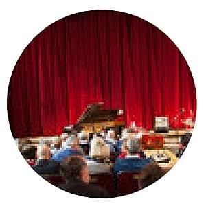 alfombrilla de ratón teatro Concert - ronda - 20cm