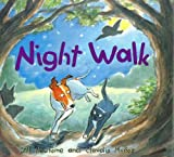 Night Walk, Jill Newsome, 0618324585