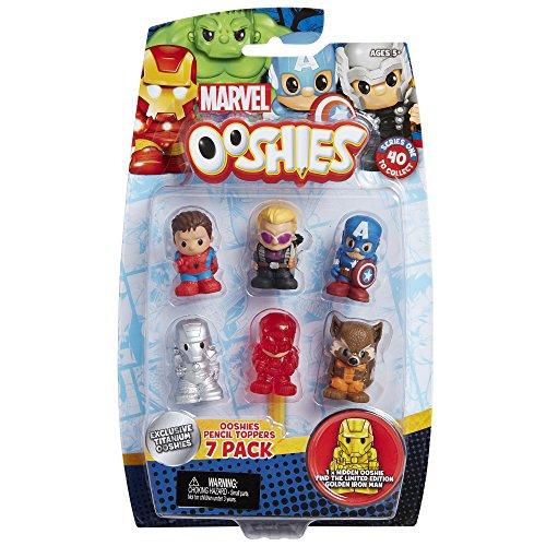 """Ooshies Set 1 """"Marvel Series 1"""" Action Figure"""