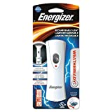 Energizer Rechargeable Plug In LED Flashlight, Emergency Power Outage Light