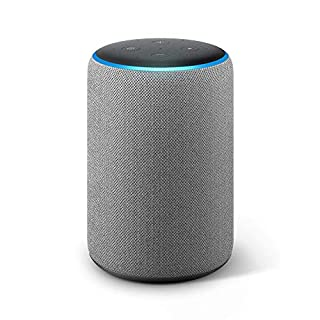 Echo Plus (2nd Gen) - Premium sound with built-in smart home hub - Heather Gray (B07CT3W44K) | Amazon Products