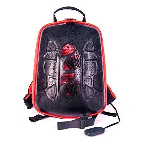 45d11b9e79 Travel Cycling Bluetooth Loud Music Speaker Backpack Stereo Mp3 ...
