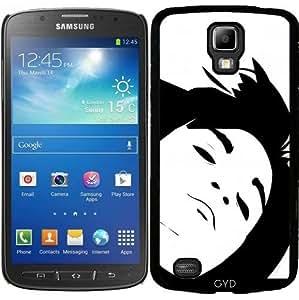 Funda para Samsung Galaxy S4 Active i9295 - Cara De La Mujer by hera56