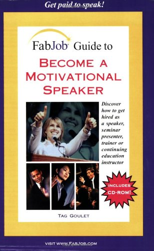 FabJob Guide Become Motivational Speaker product image