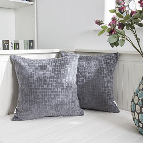 Kevin Textile Decorative Striped Charcoal product image