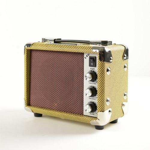 Kala AMP-TWD-5U Tweed Ukulele/UBass Combo Amplifier