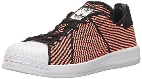 Adidas Originals Kvinders Superstjerne Bounce Pk W CSort, Sunglo, Ftwwht