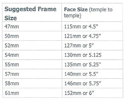 AO Eyewear Original Pilot 55mm Sunglass Frame with Bayonet Temples (Black / Gray)
