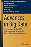 img - for Advances in Big Data: Proceedings of the 2nd INNS Conference on Big Data, October 23-25, 2016, Thessaloniki, Greece (Advances in Intelligent Systems and Computing) book / textbook / text book