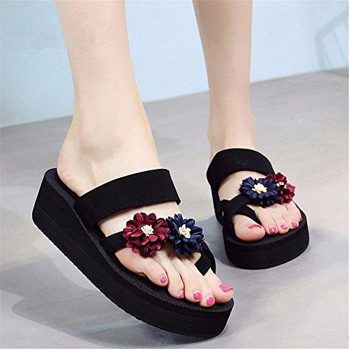 Chaussures Femme Confortable Pour PlageA De Air Flyrcx Plein Tongs Sandales En Et Antidérapant Mode rdoCBeWx