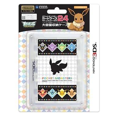 Pokemon 3DS XL Game Case 24 EEVEE Umbreon Espeon Vaporeon Flareon Leafeon Protector Storage XY