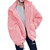 DongDong ❤Women's Fashion Down Jacket, Solid Figuring Stand Collar Winter Overcoat with Pockets
