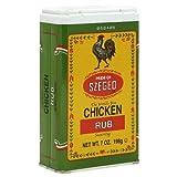 Seasoning Rub Chicken (Pack of 6)