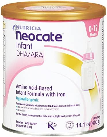 Baby Formula: Neocate Infant