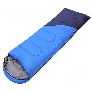 LWY Bolsa De Dormir Empalme Tipo Bolsa De Dormir Senderismo Camping Bolsa De Dormir Oficina Calor