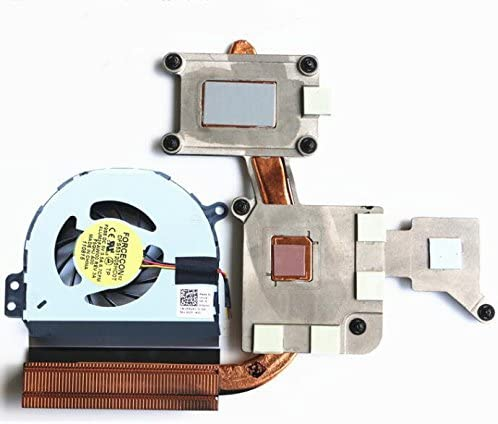 3CTOP CPU Cooling Fan Cooler with Heatsink for DELL N4010 ...