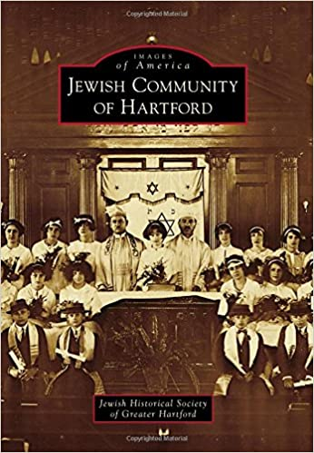 Jewish Community of Hartford book cover