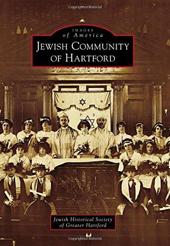 Jewish Community of Hartford (Images of America) ebook