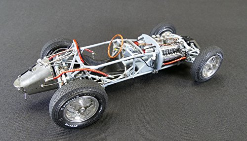 Lancia D50, 1955 Rolling Chassis including base plate in 1:18 Scale by CMC