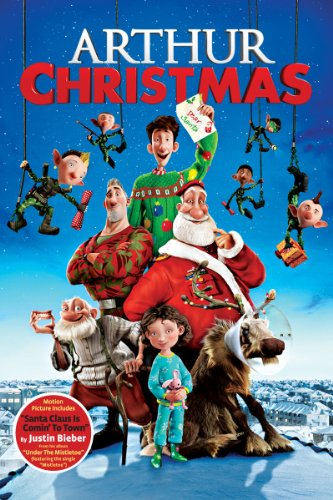 Arthur Christmas Christmas Movies