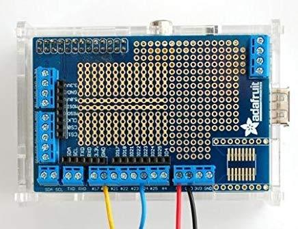 Adafruit Raspberry Pi Prototyping Plate Kit