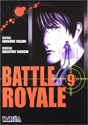 Battle Royale 9 by Koushun Takami (2005-07-31): Amazon com