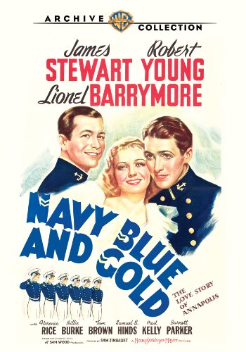 Navy Blue And Gold - Movie Gold Blue Navy And
