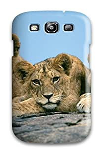 AIYAYA Perfect Tpu Case For Galaxy S3/ Anti-scratch Protector Case (africa Animals) by icecream design