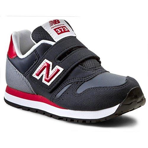 New Balance - Zapatillas para niños Azul / Rojo