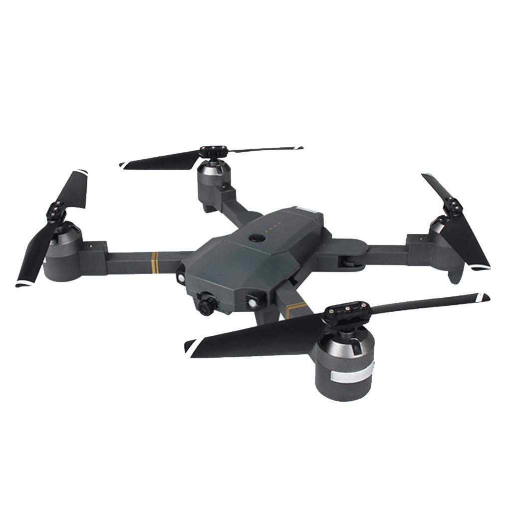 CebbayAerial Drone,XT1 WIFI 640P Altitude Hold Mode Foldable Headless RC Quadcopter,High Point Fixed Point HD Aerial Remote Control Drone