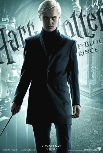 Harry Potter and the Half-Blood Prince Poster Movie M 11x17 Daniel (Harry Potter And The Half Blood Prince Poster)