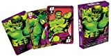 Aquarius Marvel Hulk Series 2 Comic Playing Cards