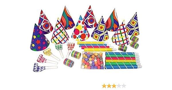 Ptit Clown 36388 Artículos de Fiesta – Bolsita para 10 Personas