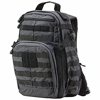 5.11 RUSH12 Tactical Backpack for Military, Bug Out Bag, Small, Style 56892