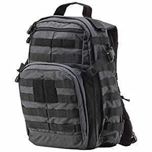 5.11 RUSH12 Tactical Military Assault Molle Backpack, Bug Out Rucksack Bag, Small, Style 56892