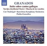 Enrique Granados: Orchestral Works, Vol. 1