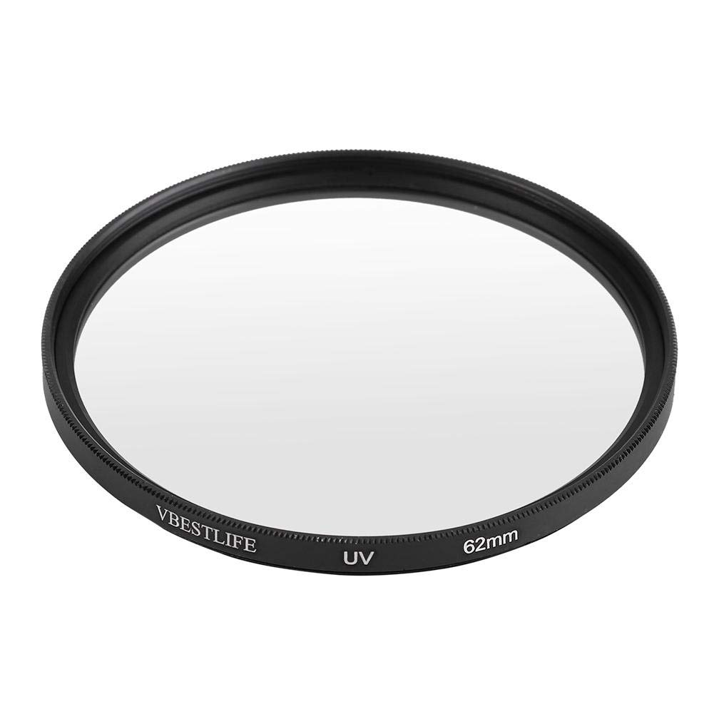 49mm//1.93in Serounder Universal Ultra Slim UV Filter Lens Protection Filters for Canon//Nikon//Sony DSLR Cameras