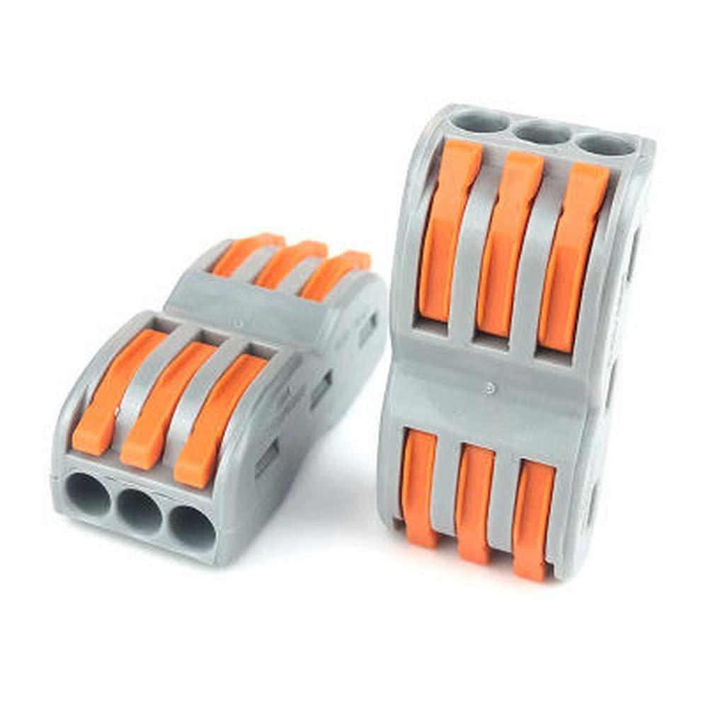 Connecteur de c/âble d/'accueil 3 broches pour c/âble /électrique SPL-3 0,08-4,0 mm2