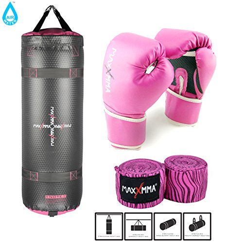 Punch Mitts Black//Neon Boxing Punching MMA Training Fitness MaxxMMA Pro