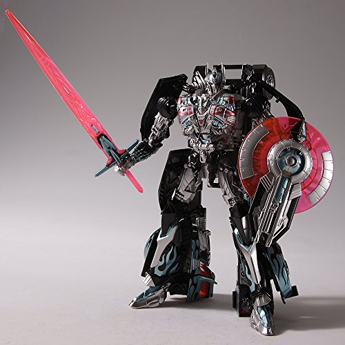 "【ToysRus Japan Limited】TRANSFOMERS Movie Advanced Série ""Black Knight Optimus Prime""/TAKARA TOMY/Japanease importent la figure"